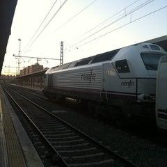Photo taken at Estación Intermodal de Almería by Marytren on 6/26/2013