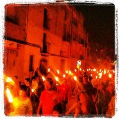 Photo taken at Passera del Carrer del Sol by Daniel G. on 9/10/2013