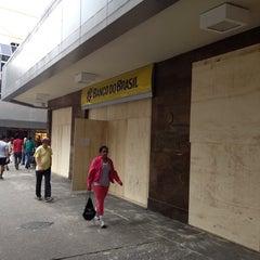 Photo taken at Banco do Brasil by Dirceu SR on 6/23/2013