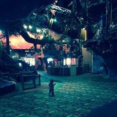 Photo taken at Makutu's Island by Adam J. on 11/17/2014