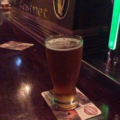 Photo taken at The Fastnet Pub by Sean K. on 8/8/2014