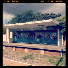 Photo taken at Frinton-on-Sea Railway Station (FRI) by Su B. on 9/19/2012