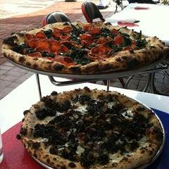 Photo taken at Pizzeria Stella by Sketkh W. on 9/14/2012