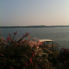 Photo taken at Toledo Bend Reservoir by Jamie B. on 7/4/2013