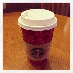 Photo taken at Starbucks by Benjie M. on 12/4/2013