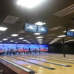 Photo taken at Let's Go Bowling by Thapelo C. on 11/14/2012