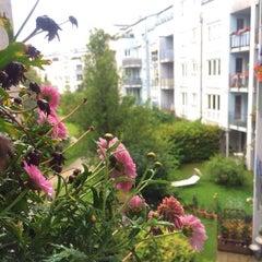 Photo taken at Bogenhausen by Latifah on 8/13/2014