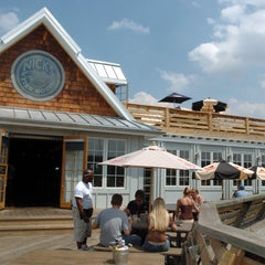 Photo taken at Nick's Fish House by The Baltimore Sun on 12/6/2012