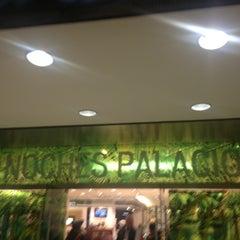 Photo taken at El Palacio de Hierro by Kei on 11/25/2012