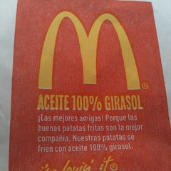 Photo taken at McDonald's by Santiago A. on 2/21/2013