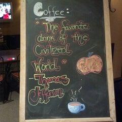 Photo taken at Mocha Lisa's Cafe by Matt S. on 11/6/2012