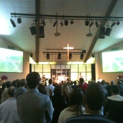 Photo taken at Heritage Church by David L. on 10/7/2012