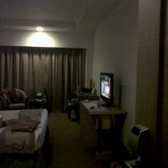Photo taken at Abadi Hotel Jogja by tata p. on 8/9/2013