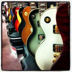 Photo taken at Guitar Center by Anggoro G. on 10/22/2012