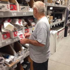 Photo taken at Lowe's Home Improvement by Bill on 8/24/2014