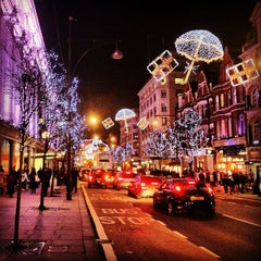 Photo taken at Oxford Street by Vladimir on 1/1/2013