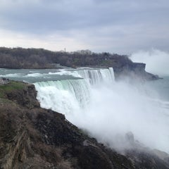 Photo taken at Niagara USA Official Visitor Center by Lupu D. on 4/29/2013