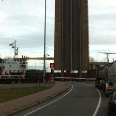 Photo taken at Herdersbrug by Carl B. on 11/20/2012