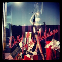 Photo taken at Agent Provocateur by Ericka B. on 12/13/2013