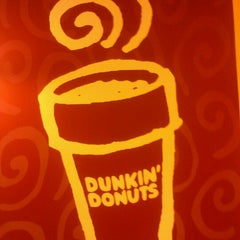 Photo taken at Dunkin' Donuts by Patrick B. on 10/18/2012