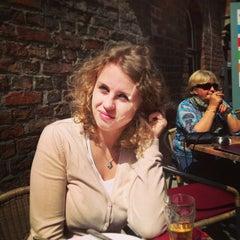 Photo taken at Wiener Caféhaus by Anna on 5/3/2013