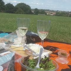 Photo taken at Blythe Hill Fields by Bill L. on 7/27/2014