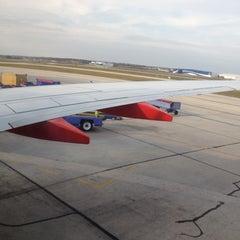 Photo taken at Awaiting Takeoff by Adam G. on 11/23/2012