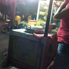 Photo taken at Alun Alun Kota Blitar by Evik D. on 12/26/2014