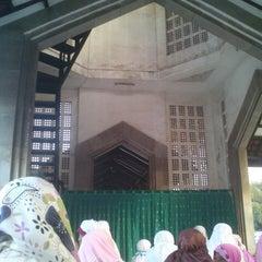 Photo taken at Islamic Center Bekasi by Anggia on 7/27/2014
