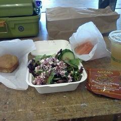Photo taken at Verde Good Beans by Lauren E. on 9/14/2012
