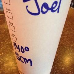 Photo taken at Starbucks by Joel W. on 10/15/2012