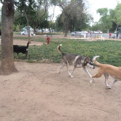 Photo taken at Carmichael Dog Park by Joel W. on 4/5/2015
