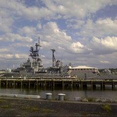 Photo taken at Washington Navy Yard by Charles D. on 8/18/2012
