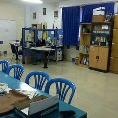Photo taken at SMA Kusuma Bangsa by alifia z. on 8/21/2013