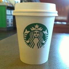 Photo taken at Starbucks by Dino C. on 10/25/2012