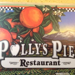 Photo taken at Polly's Pies - Norco by Jacob W. on 6/7/2014