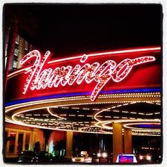 Photo taken at Flamingo Las Vegas Hotel & Casino by Nick M. on 1/15/2013