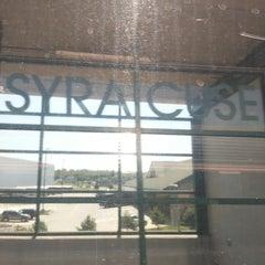 Photo taken at William F Walsh Regional Transportation Center (SYR) by Zoe V. on 6/19/2013