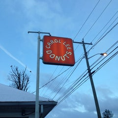 Photo taken at Carol Lee Donuts by Russ C. on 1/23/2014