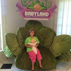 Photo taken at Babyland General Hospital by Seuss on 8/3/2014