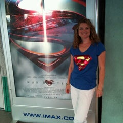 Photo taken at Regal Cinemas Augusta Exchange 20 & IMAX by jeff a. on 6/15/2013
