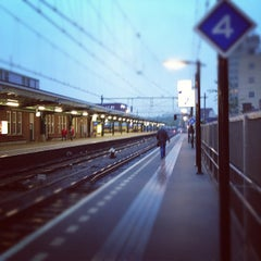 Photo taken at Station Deventer by Bas on 10/4/2012
