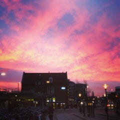 Photo taken at Station Deventer by Bas on 1/31/2013