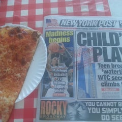 Photo taken at Mulberry Street Pizzeria by Jonathan S. on 3/20/2014