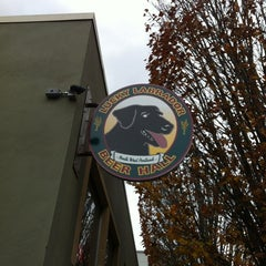 Photo taken at Lucky Labrador Beer Hall by Jeremy W. on 11/3/2012