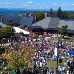 Photo taken at Champlain College by Nicole L. on 8/23/2013