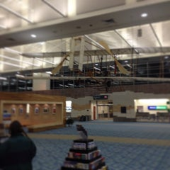 Photo taken at Springfield-Branson National Airport (SGF) by Patti M. on 2/12/2013