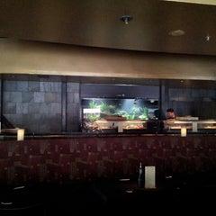 Photo taken at The Fish Restaurant & Sushi Bar by Dmitriy Z. on 5/2/2013