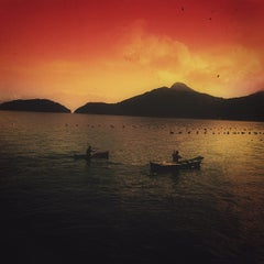 Photo taken at Ilha Grande by Afonso S. on 2/22/2013