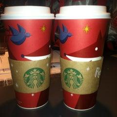 Photo taken at Starbucks by Joey on 11/16/2012